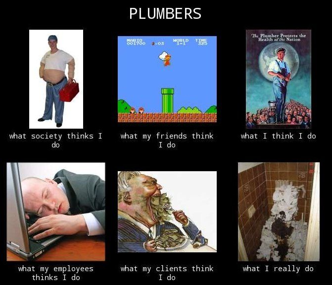 Plumbers - explained funny pictures brewercommercialservices.com ...
