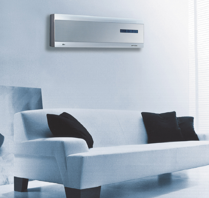 Air Conditioning Worth Framing Art Cool By Lg Ductless Air