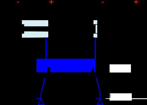 Image result for 5/2 way solenoid valve schematic