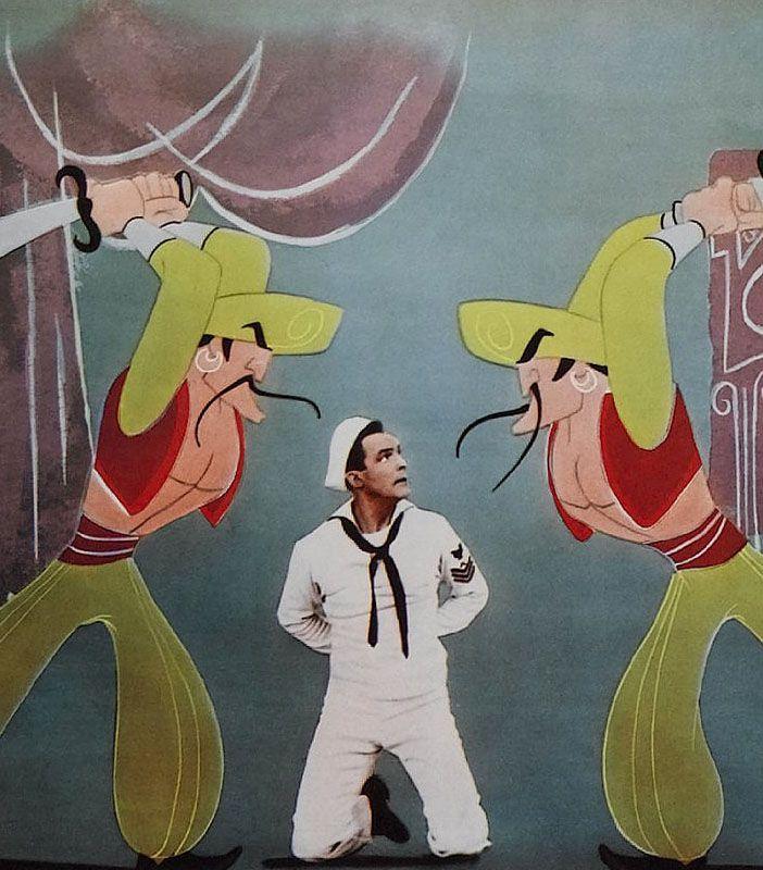 """Gene Kelly en """"Invitación a la Danza"""" (Invitation to the Dance ..."""