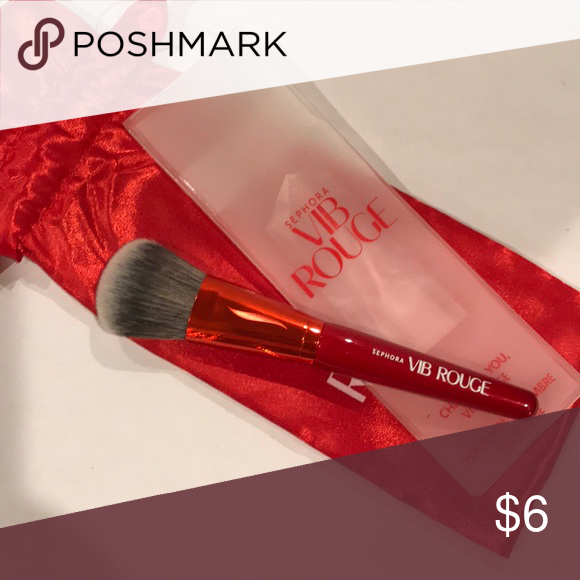 NEW Sephora PRO Mini Flawless Airbrush Brush 56.5 New with