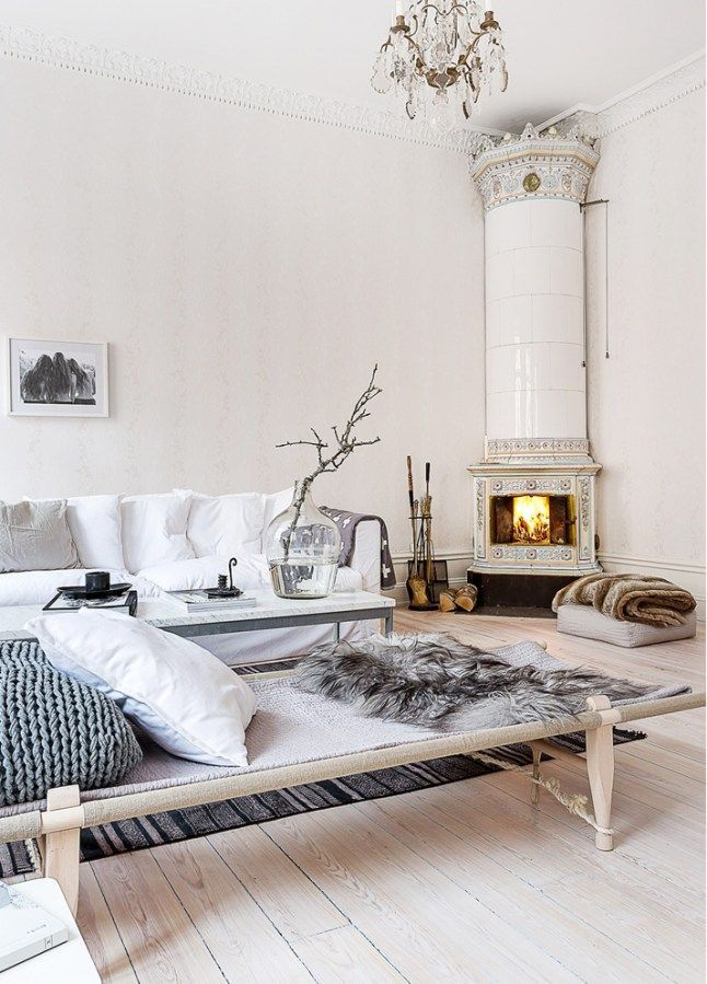 Pin by Deco luxe on Salon moderne Pinterest