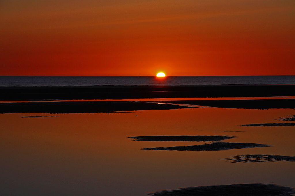 When That Evening Sun Goes Down #irishsea