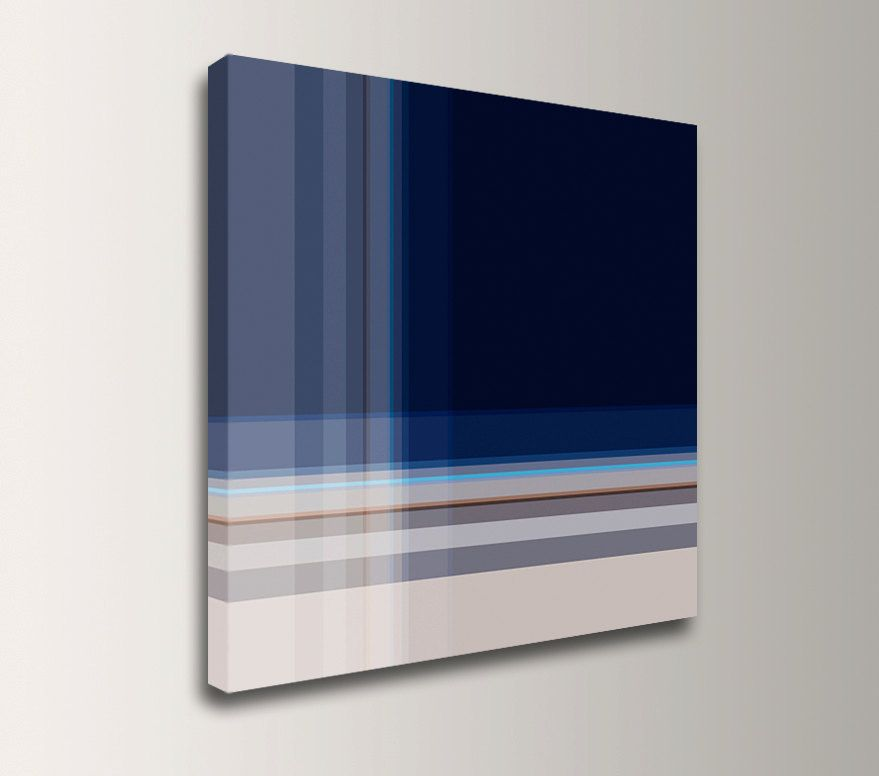 Delicieux Popular Items For Dark Blue Wall Art On Etsy