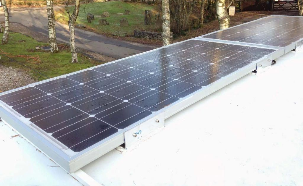 10 Best Rv Solar Panels And Kits Of 2020 Brand Buying Guide Reviews Solar Panels Best Solar Panels Rv Solar Panels