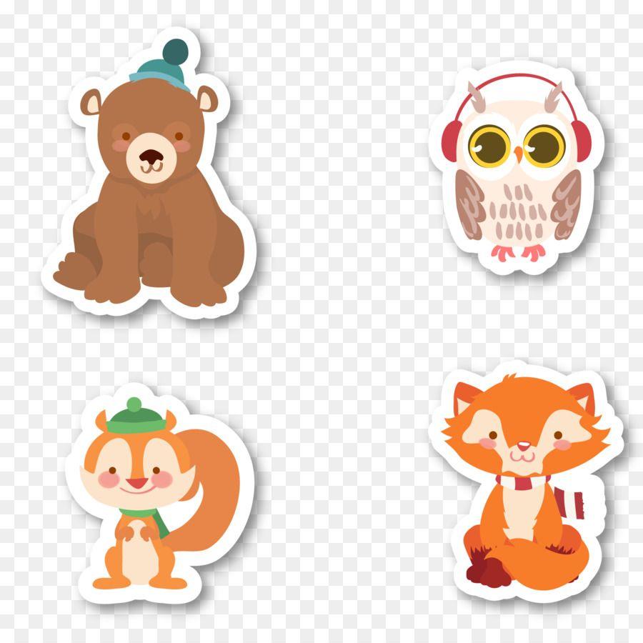 Etiqueta Engomada De La Animal El Pequeno Buho Imagen Png Imagen Transparente Descarga Gratuita 2020 Stickers Stickers Png
