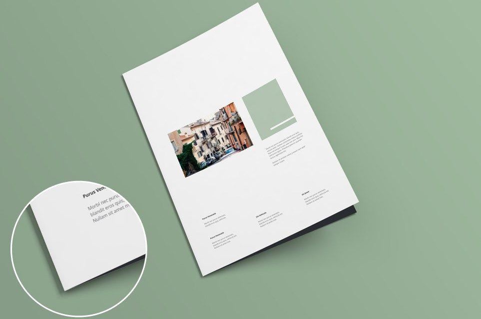 Bi Fold Brochure Mockup V1 0 Download Free Psd Files Brochure Psd Brochure Mockup Free Brochure Mockup Psd