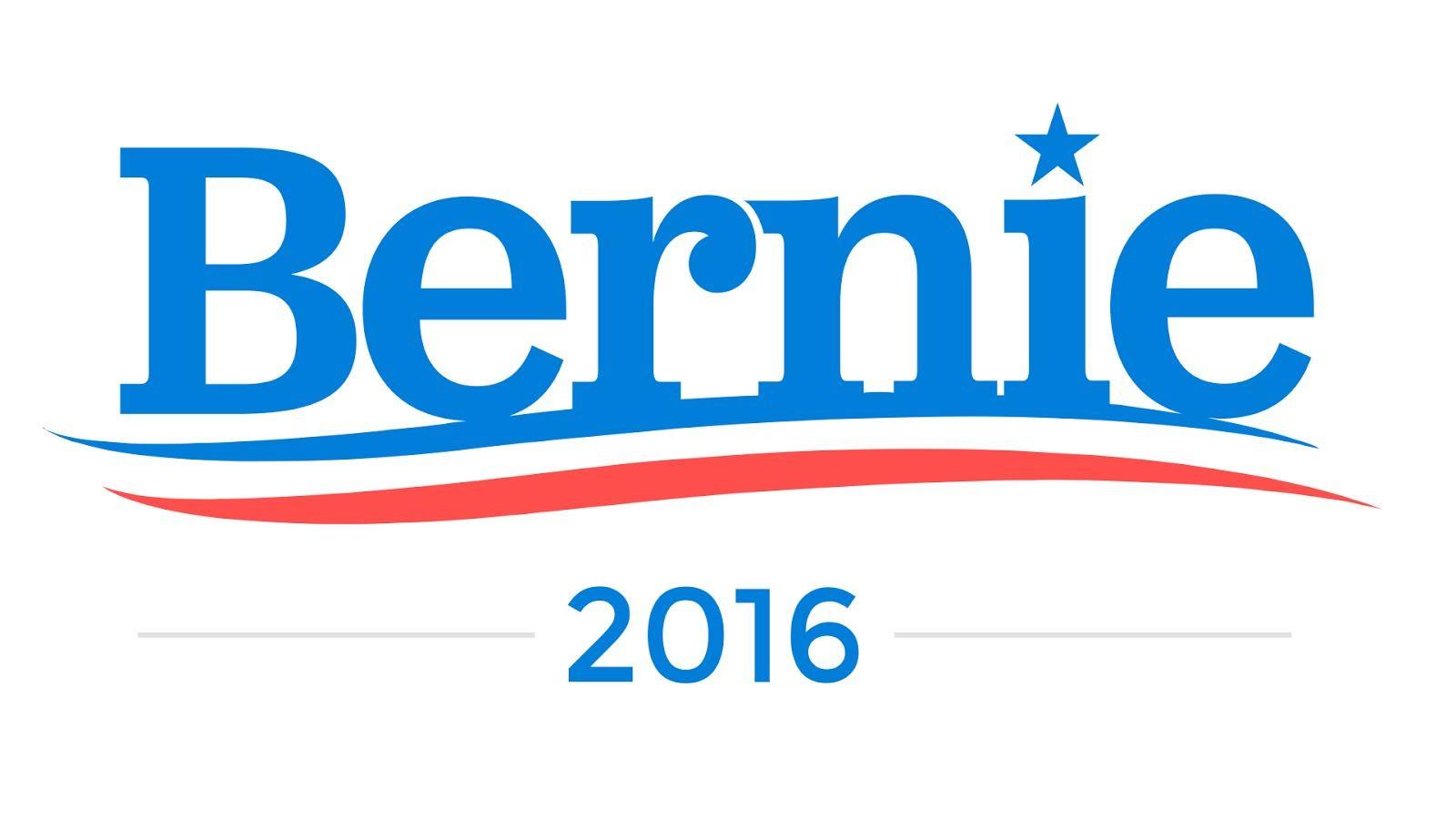The Bernie Sanders Campaign Logo With Images Bernie Sanders