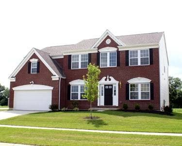 image result for dark red brick house with black shutters black garage door black shutters. Black Bedroom Furniture Sets. Home Design Ideas