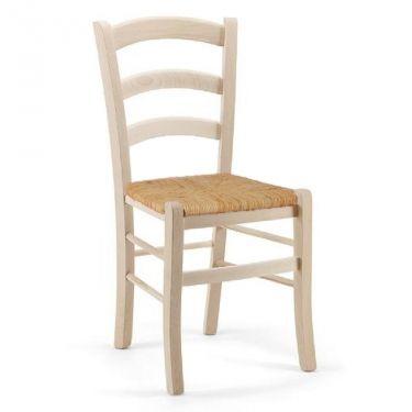Paesana: faggio grezzo e paglia | Sedia legno, Sedie, Legno