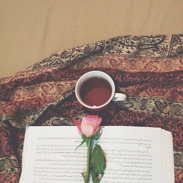 ولنا في القراءة حياة أخرى Books Glassware Emotions