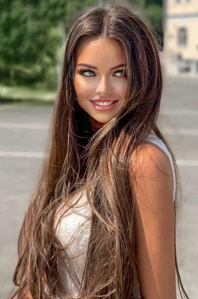 Pin By Larry Dale On Brunettes2 Beauty Long Hair Styles Beauty Girl