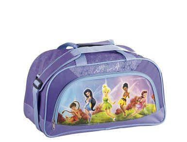 981e933be34d Amazon.com  Disney By Heys Luggage Disney Fairies Follow The Pixie ...