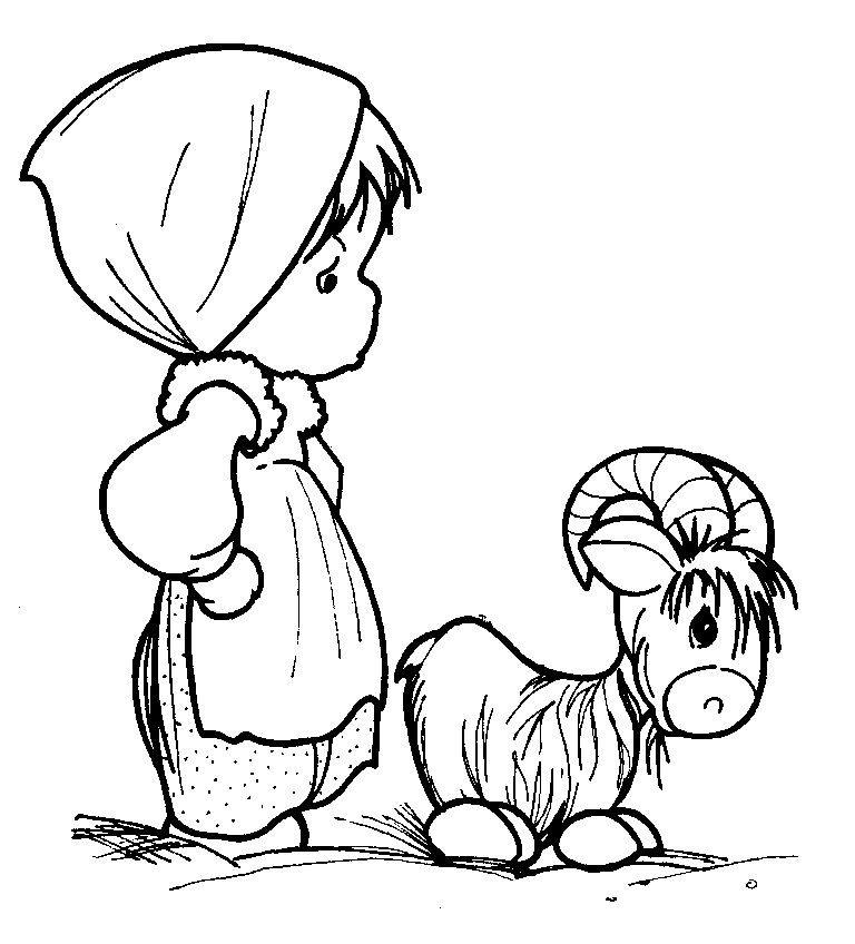 Dibujos para Colorear Personas 16 | Dibujos para colorear para niños ...