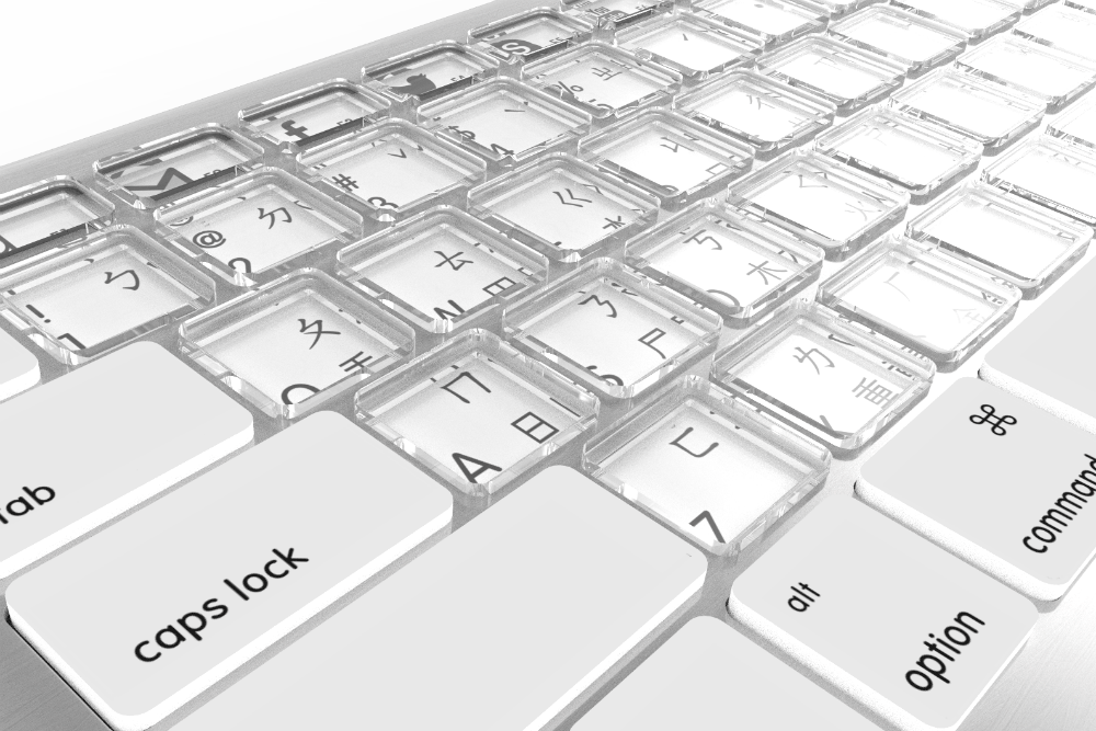 Customize the keys on this E-Ink keyboard to look however you want