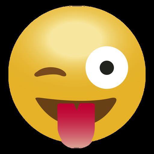 Laugh Tongue Emoji Emoticon Png Emoticon Emoji Tongue Emoji