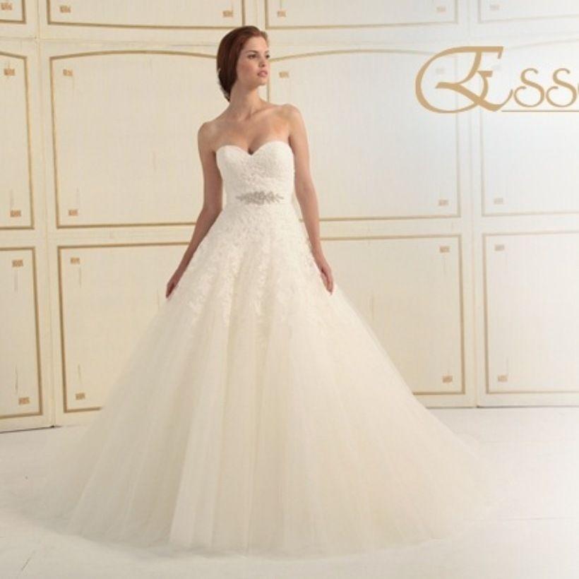 vestido de novia essence modelo emily | cuentibodas - novia