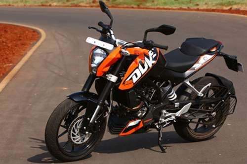 Ktm Duke 200 Is One Mean Looking Bike 20 Photo Duke Bike Ktm