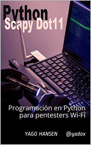 Python scapy dot11 : programación en Python para