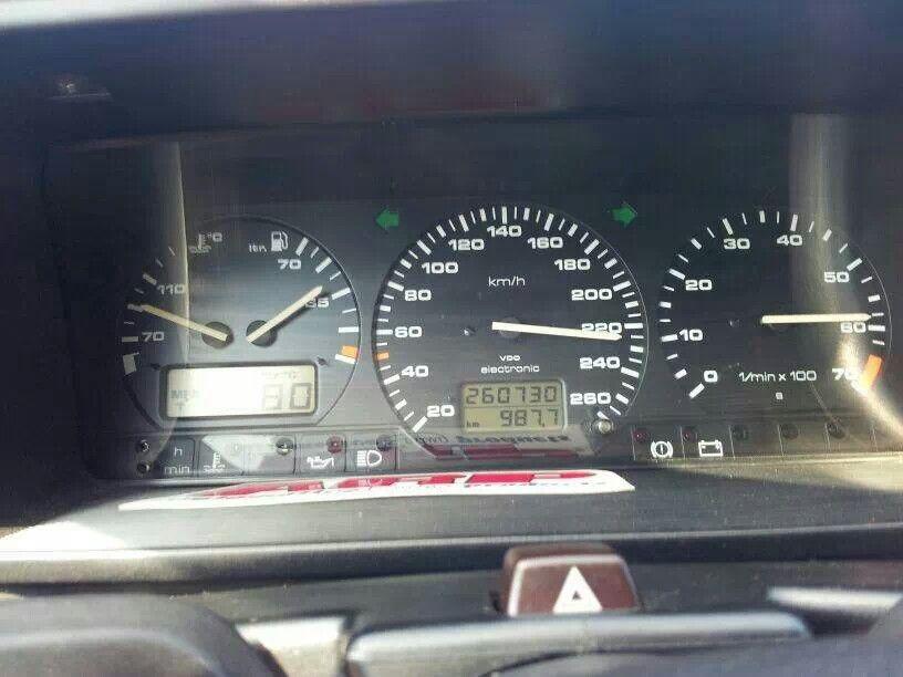 Corrado VR6 con caja cambio de golf VR6 (CDM)