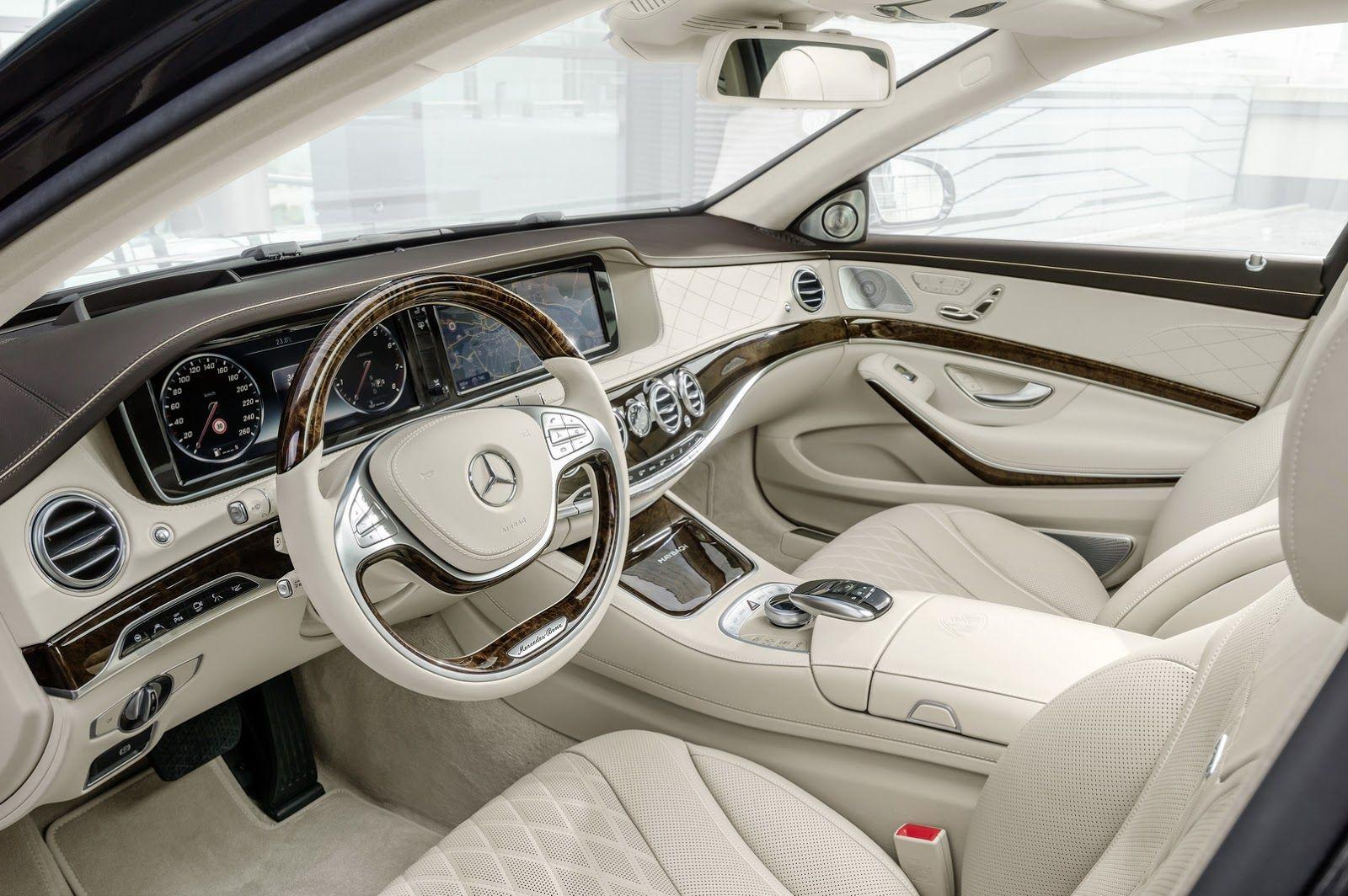 Presentation De La Mercedes Benz Maybach S600 Au Salon De L Auto A