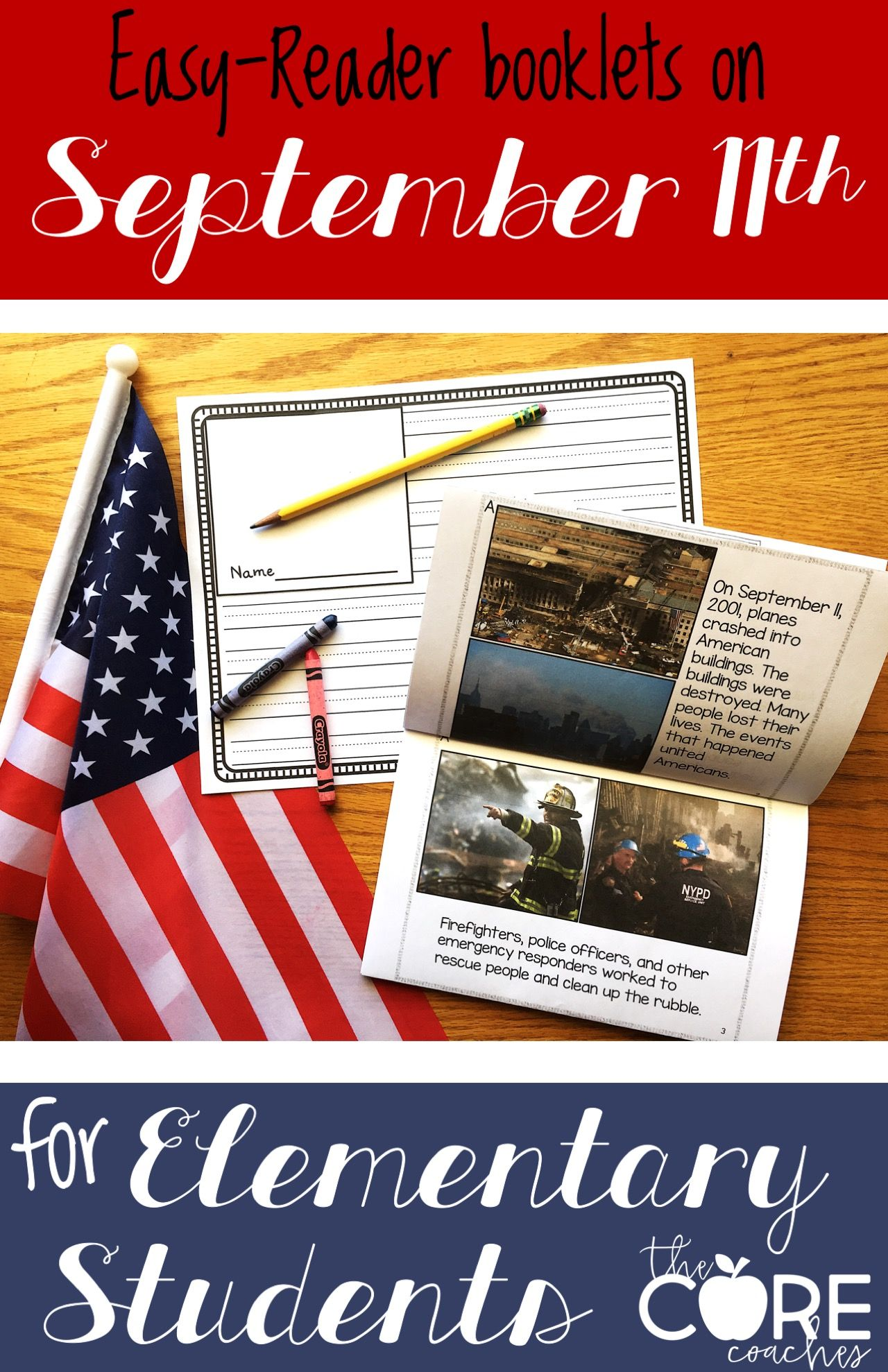 September 11th 9 11 Reading Writing And Art With