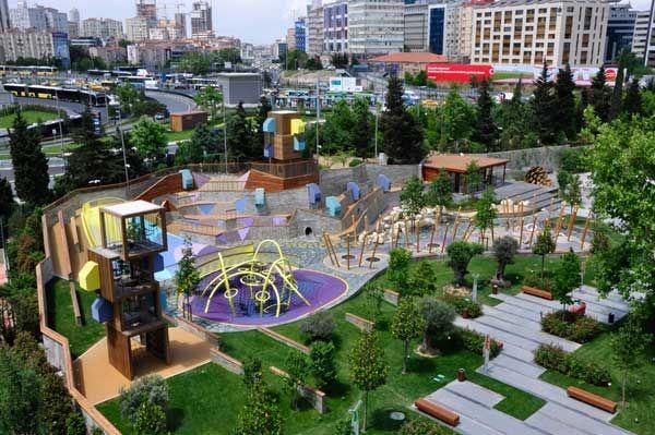The 10 Most Beautiful And Artistic Playgrounds In The World Peyzaj Mimarisi Peyzaj Mimarisi Tasarimlari Modern Peyzaj Duzenlemesi