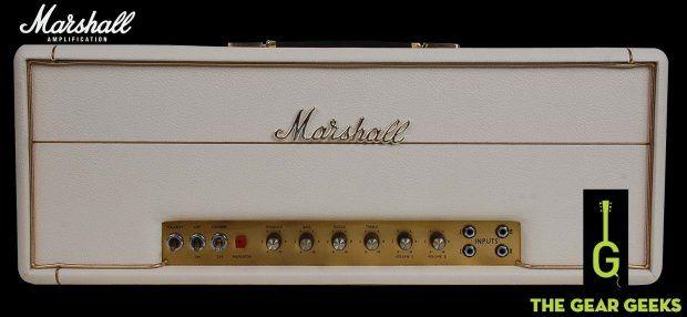 Marshall 1969 Plexi 100 Watt Guitar Amplifier in Marshall Custom OEM