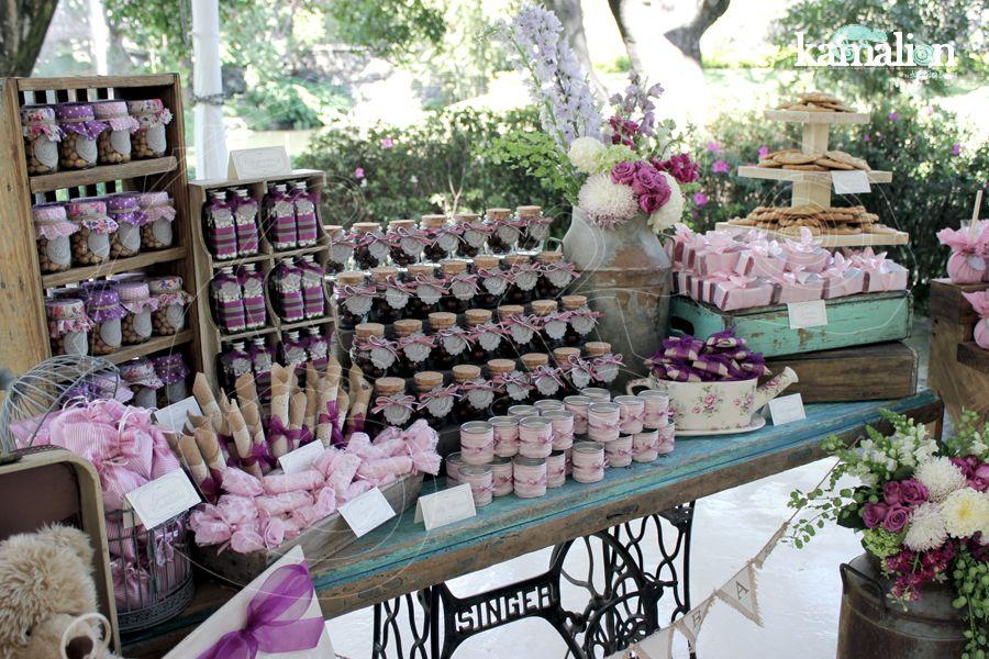 Mesa de dulces candy bar postres - Mesa de dulces para bodas ...