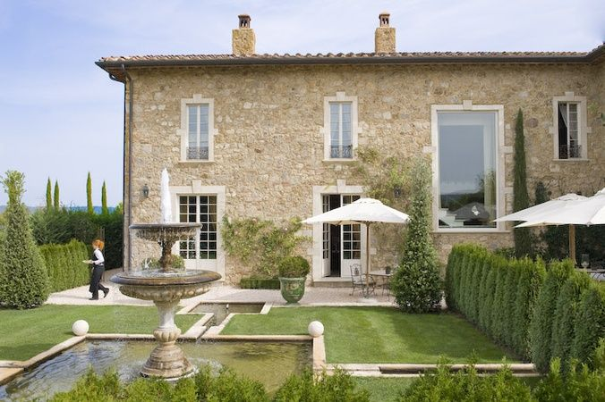 luxury villa in tuscany travel pinterest case di ForCase Di Lusso Di Campagna Francese
