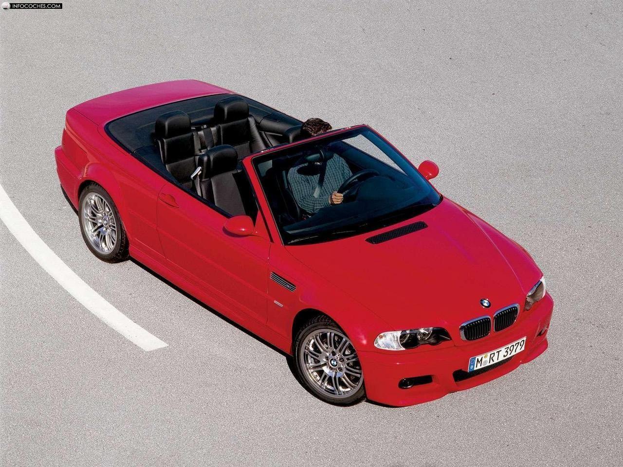 Fotos del BMW M3 Convertible - 10 / 15 | Bimmer convertible e46 ...