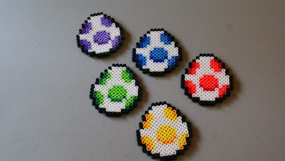 Which yoshi is your favorite?
