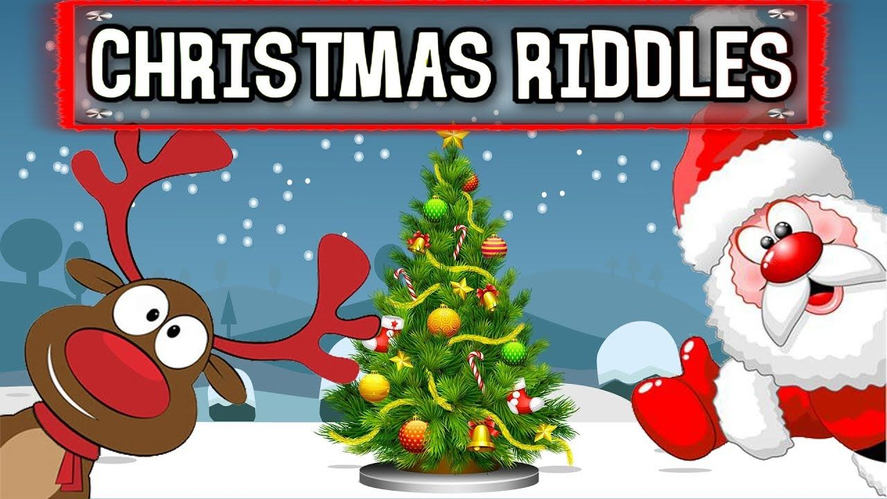 Christmas Brain Riddles and Answers Family Fun and Great