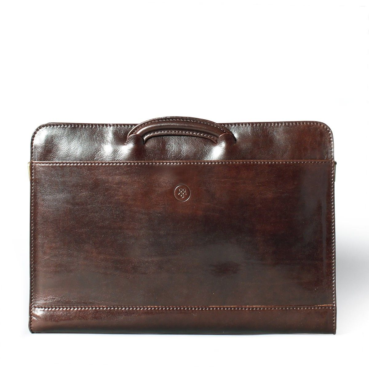The Barolo - Leather Document Case for Men