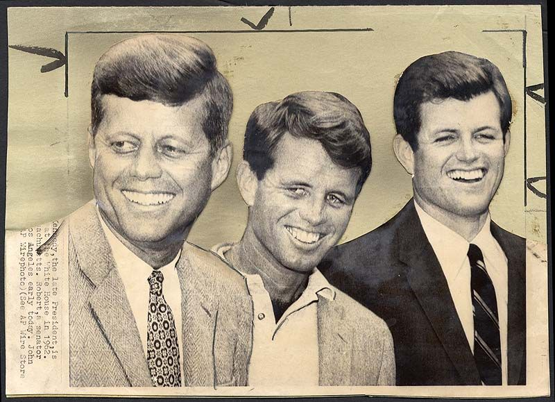 robert+kennedy+sr+pics | Psychic Experience about Robert Kennedy | Angels Do Speak!®