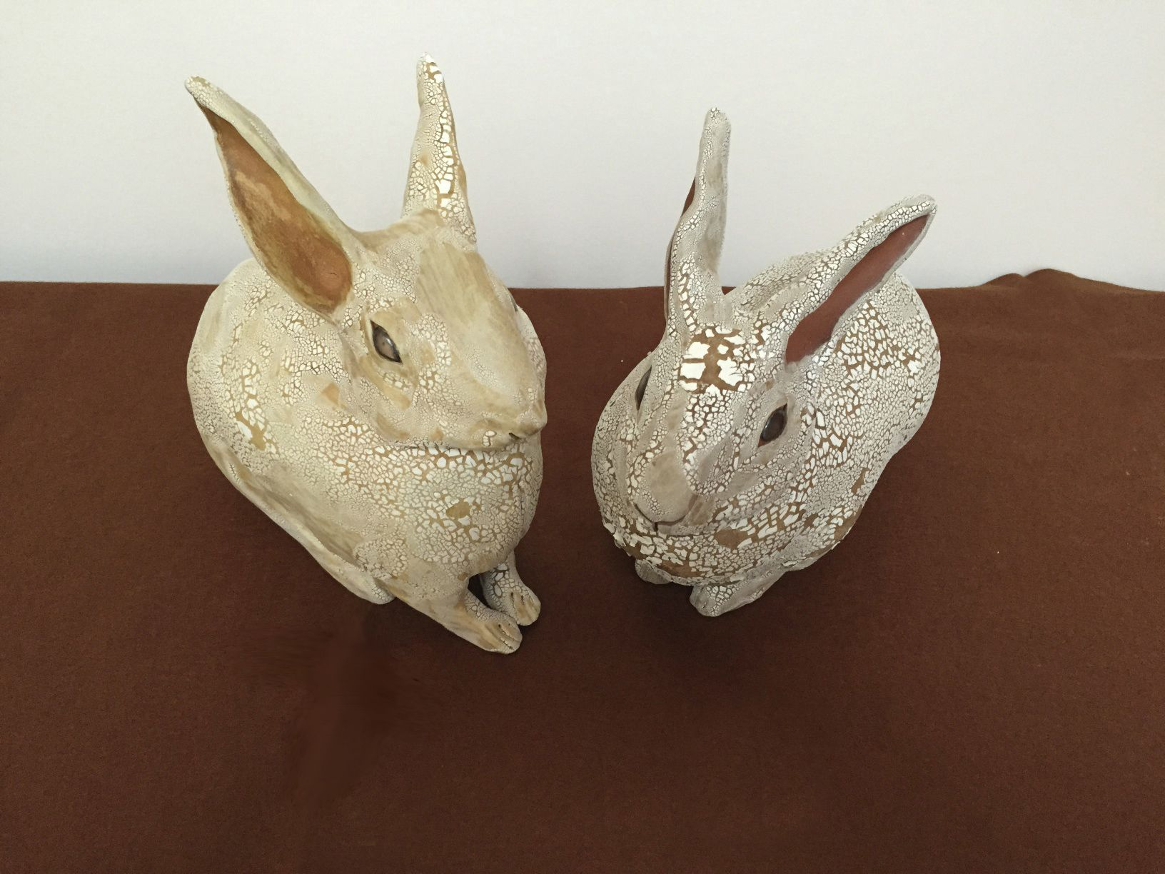 These Rabbits Are Inspired By My Friend S Amazing Rabbits