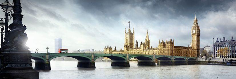 Londyn Westminster Bridge - GIGA plakat 158x53 cm (5627877063) - Allegro.pl - Więcej niż aukcje.
