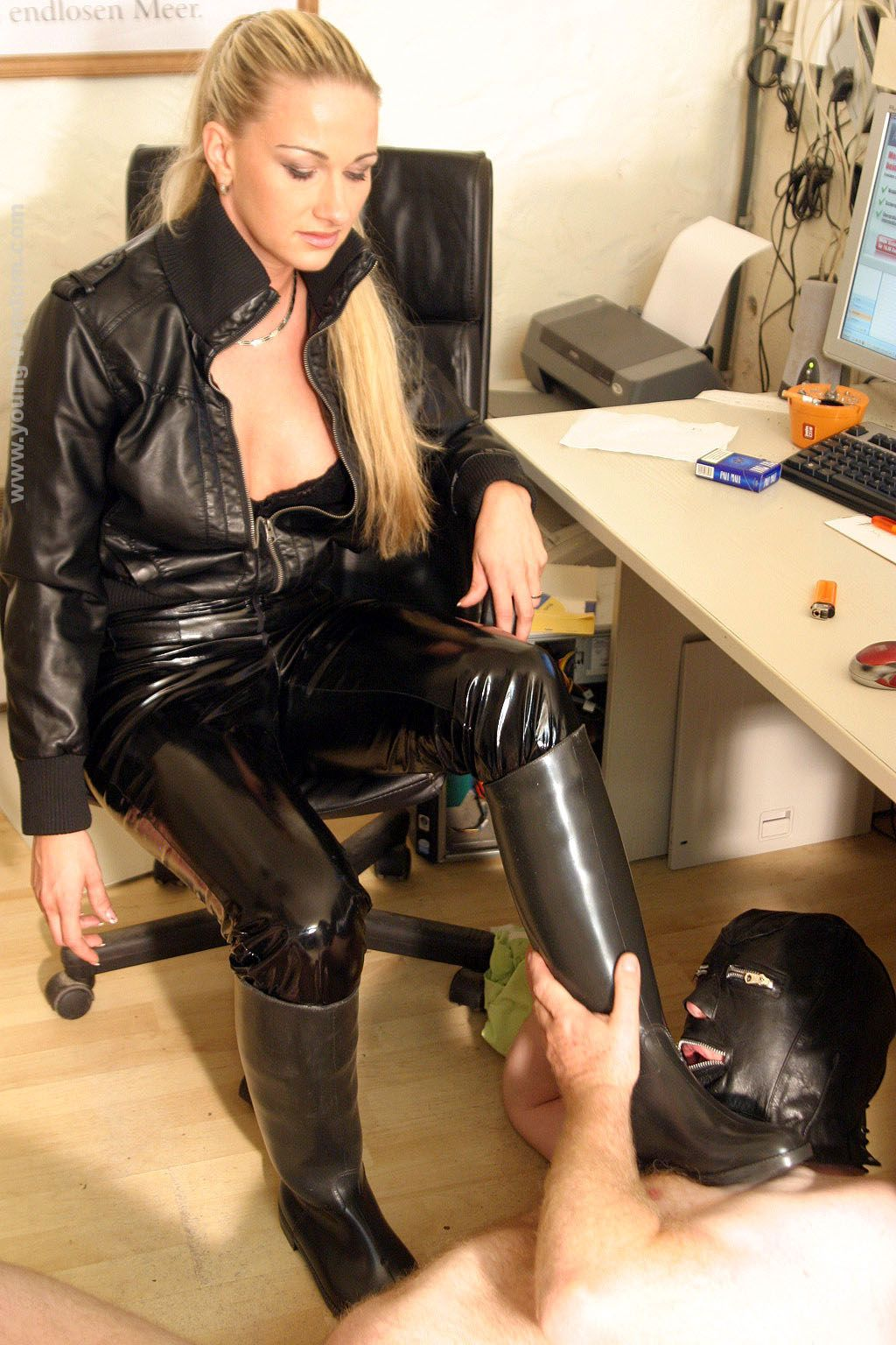 femdom boots