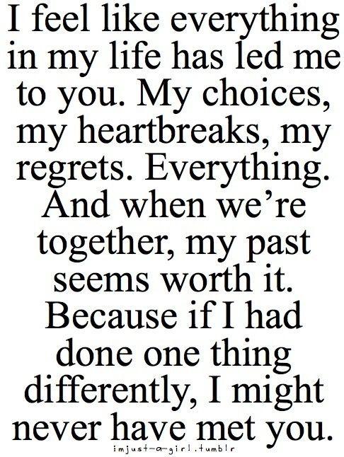 Love quotes about my boyfriend