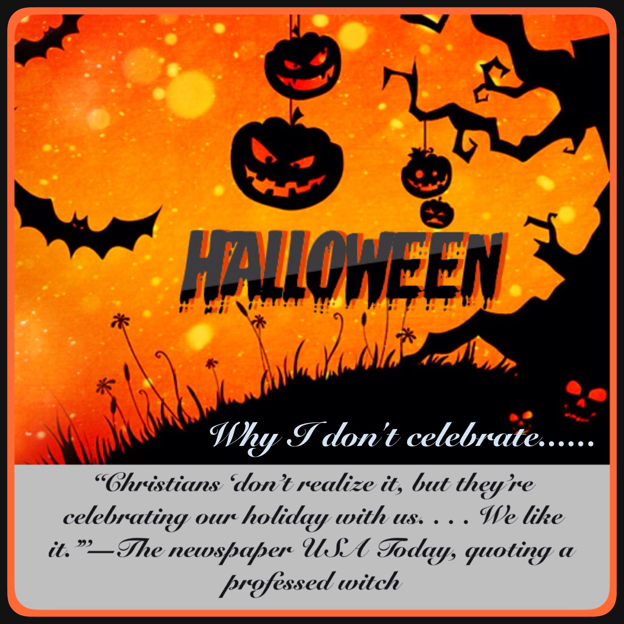 the truth about halloween many people celebrate without