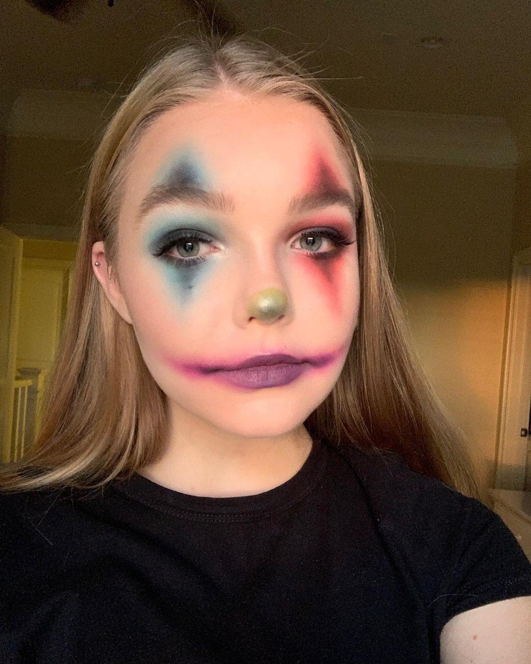 Pin By Stevee Stout On Halloween Clown Makeup Holloween Makeup Scary Makeup