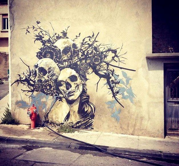 by Monsieur Qui in Montpellier, FR, 6/16 (LP)