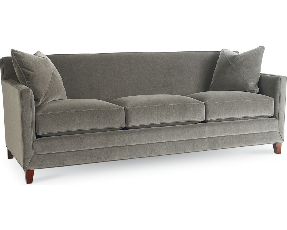 Thomasvilleu0027s Barton Sofa Gives You A Simple Design That You Can Meld Into  Your Own Style. Dress Up The Sofa And The Room With Contrasting Or  Coordinating ...
