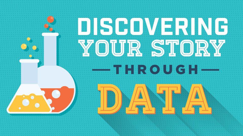 What if we told you your #story was right at your fingertips, and there's one place where it's being told with such clarity that you might be overlooking it altogether? That place is your #data.