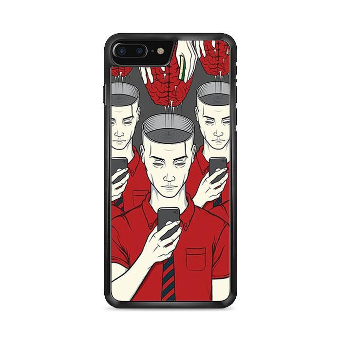 A Man With Gadget iPhone 8 Case