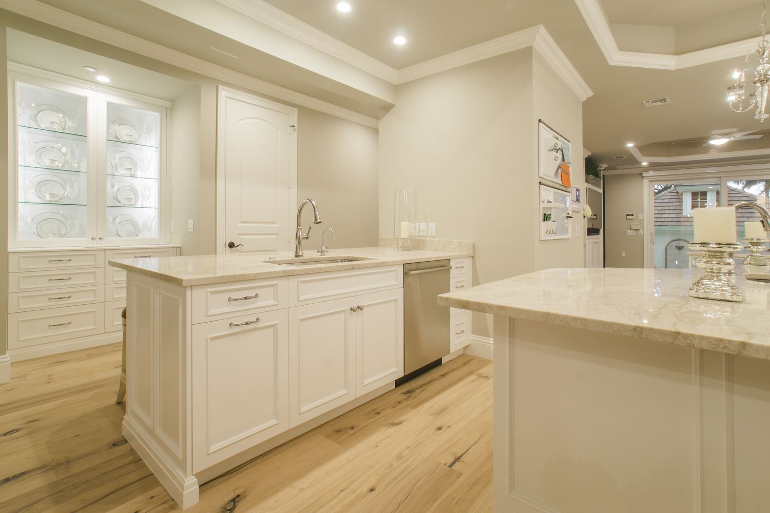 Specializing in high end residential remodeling and