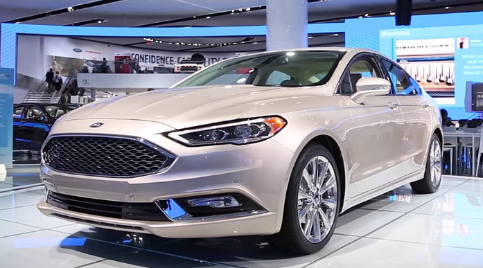 2019 Ford Fusion Platinum Release Date Mobil