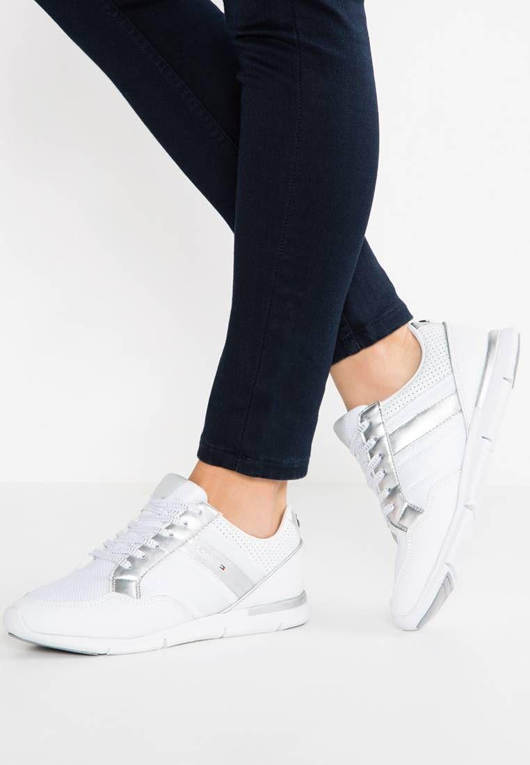 Spielraum ziemlich billig UK-Shop Tommy Hilfiger. SKYE - Sneaker low - white. Sohle:Kunststoff ...