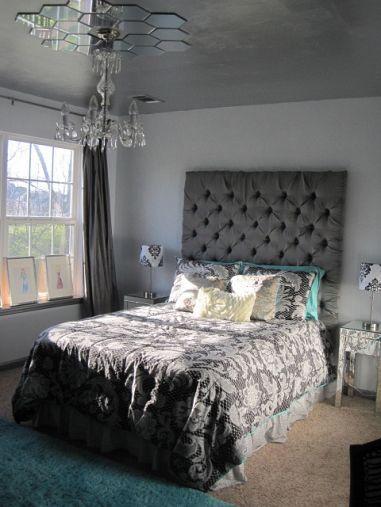 DIY Mirrored ceiling medallion | diy | Pinterest | Ceiling ...