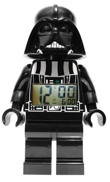Lego Darth Vader Vækkeur - Lego Star Wars alarm 9002113 Shop - Eurotoys - Legetøj online